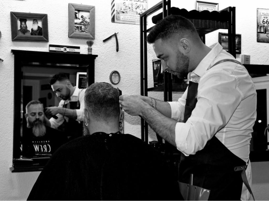 Angebot - Haarschnitt / Bart trimmen